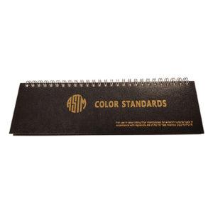 Color Rating Booklet ASTM - 16200-0