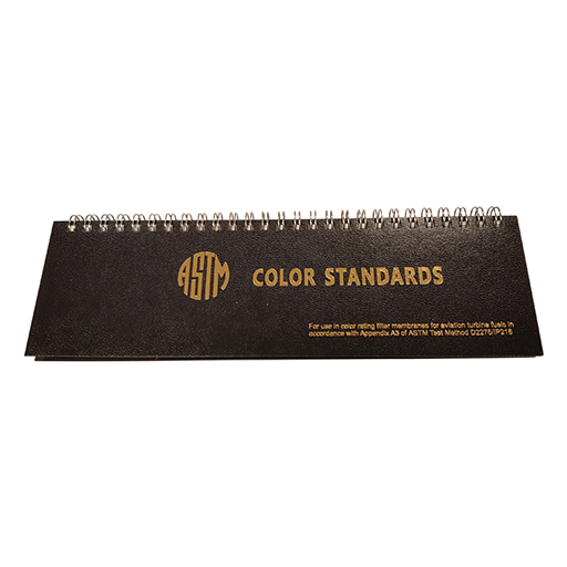 Color Rating Booklet ASTM - 16200-0