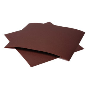 Aluminium Oxide Cloth 240 grit (Pack of 50) - 11250-0