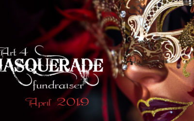 Art 4 Masquerade Fundraiser!