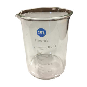 Fuel and Receiver Beaker - 91600-002