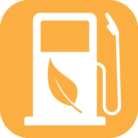 Biodiesel Blend Icon