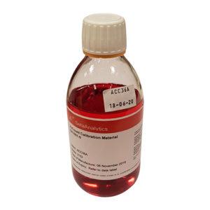 Calibration Material 'a' (250 ml) - SA1001-0