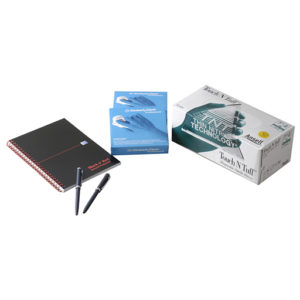 Consumables (gloves, tissues and pad) - 86500-003