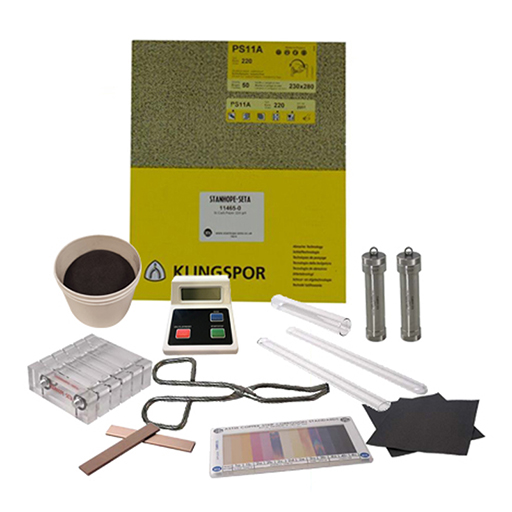 Copper Corrosion Kit for Gasoline and Jet Fuel - 11517-0