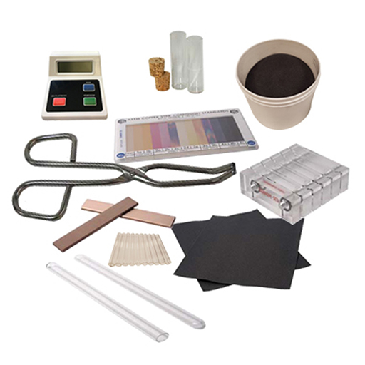 Copper Corrosion Kit for Grease - 11519-0