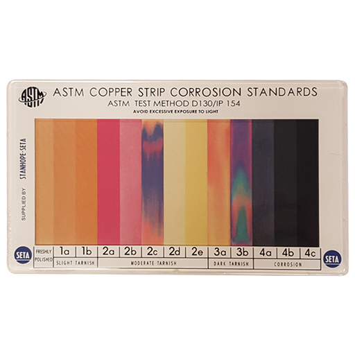 ASTM Copper Strip Corrosion Standard - 11580-0