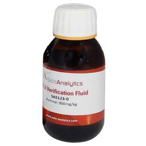 FIJI Verification Material 900 ppm, 100 ml - SA5123-0