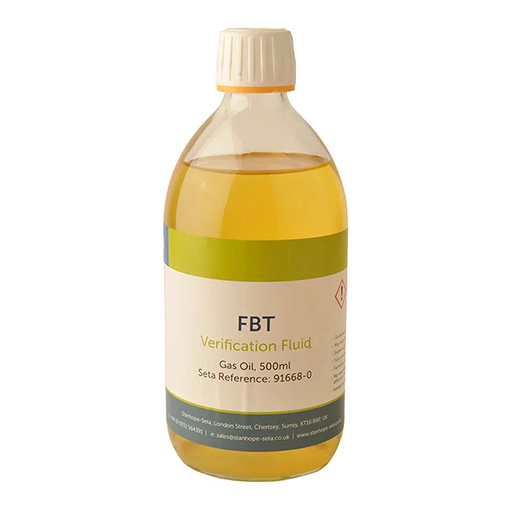 Filter Blocking Tendency (FBT) Verification Fluid - 91668-0