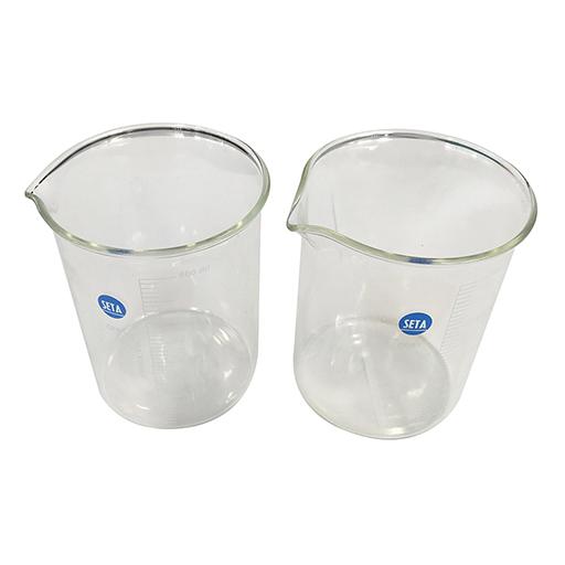 Glass Beaker, CFBT & CSCFBT, 800 ml (pack of 2) - 91670-001