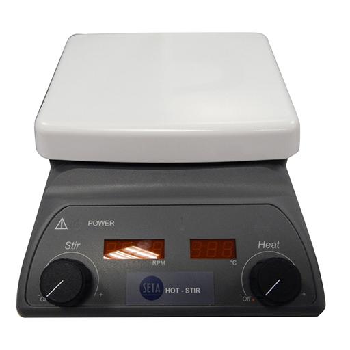 Seta Hot – Magnetic heated stirrer - 24610-0