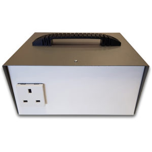 Portable Autotransformer (required for 110-120 V operation) - 84204-0