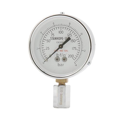 Seta Pressure Gauge - 15600-0