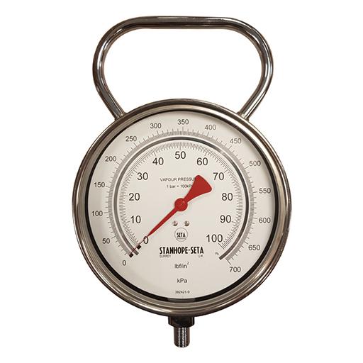 Vapor Pressure Gauge 0 to 700 kPa - 22550-0