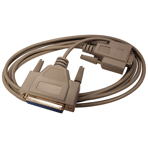 RS232 Cable (to connect instrument to PC) - 34003-0