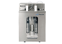 RUV-2 Automated Kinematic Viscometer suitable for testing of a wide range of petroleum products