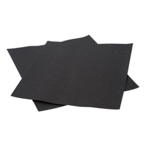 Silicon Carbide Paper, 65 micron, P240 FEPA Grade (Pack of 50) - 11460-0