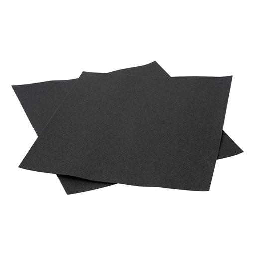 Silicon Carbide Paper, 65 micron, P240 FEPA Grade (Pack of 50) - 11460-0