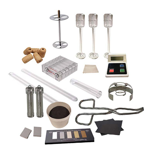 Silver Corrosion Test Kit for Gasoline - 11515-0