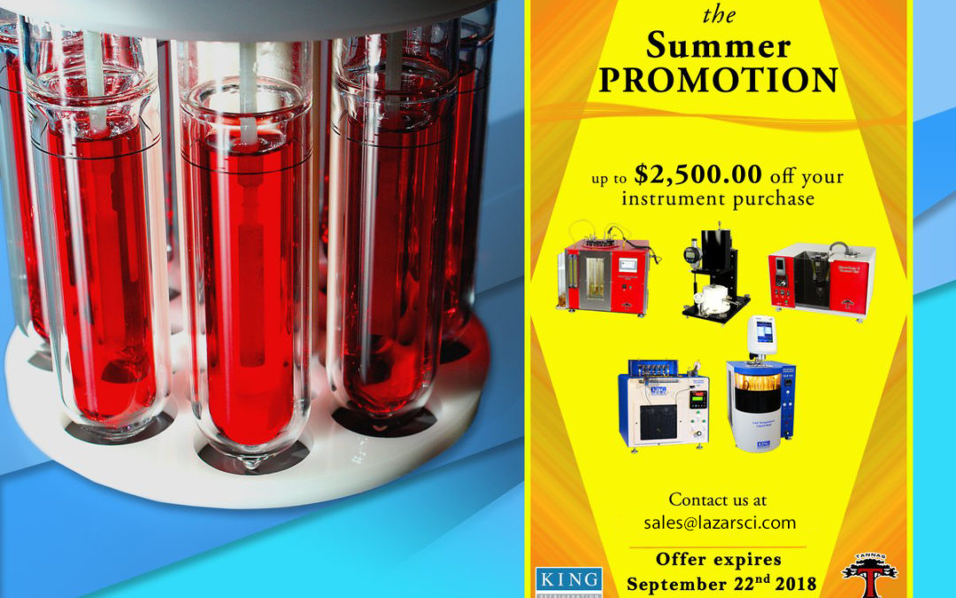 Tannas King Summer Promotion