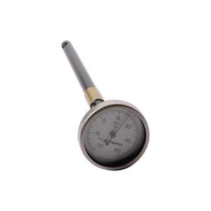 Thermometer: Bimetal – -30 to 60°C - 17730-0