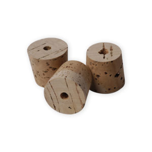 Thermometer: Cork for Jar - 93531-202