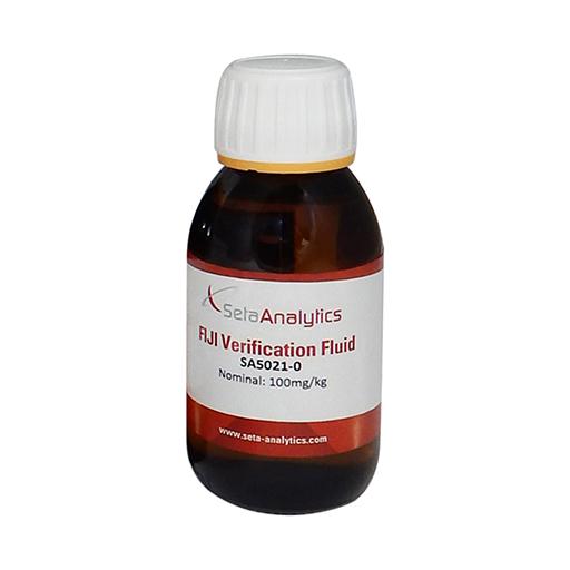 FIJI Verification Material 100 ppm, 100 ml - SA5021-0