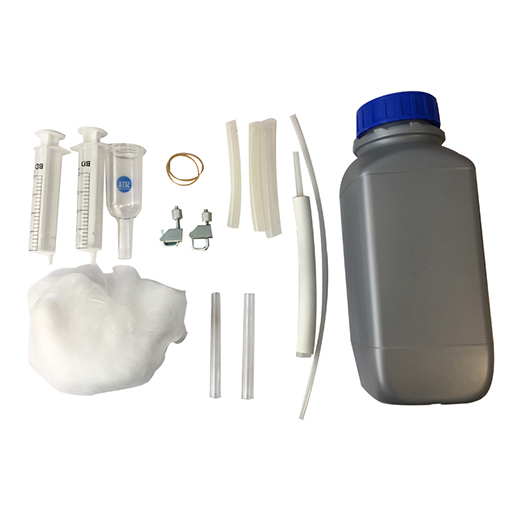 Low Temperature Ubbelohde Viscometer Testing Kit - 94712-0