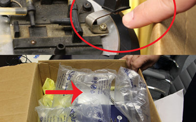 Shipping your Instrument for Repair