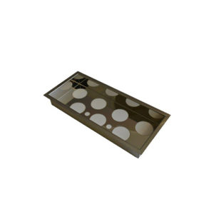 Viscometer Tube Plate - 84202-0